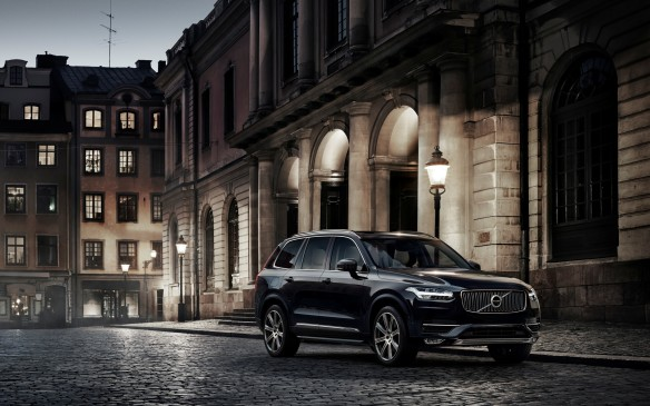 <p>All-new from the ground up, the XC90 is at the core of Volvo's next-generation product lineup. The first vehicle to be built on the brand's new Scalable Platform Architecture, it will be offered in three trim levels with two powerplants, including a T8 PHEV plug-in hybrid.</p>