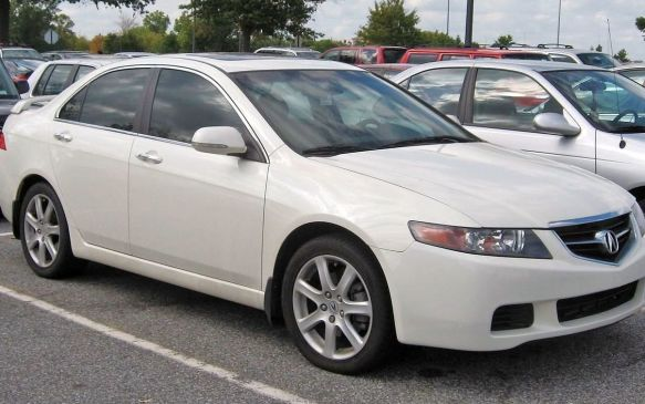 <p>Showing some taste for the upscale, Atlantic thieves made the 2004 Acura TSX their eighth choice, behind the 2005 Ford F-350 which also appeared on the overall and Western lists.</p>
