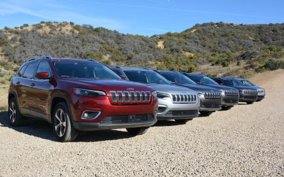 <p>The mid-size Jeep Cherokee ended 2016 in the top-five of Canadian SUV sales, but dipped to eighth position by the end of 2017, signalling a need for a refresh.</p>