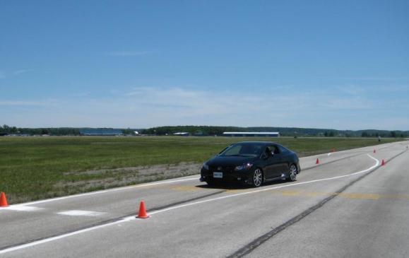 2012 Honda Civic Si HFP - on track 1