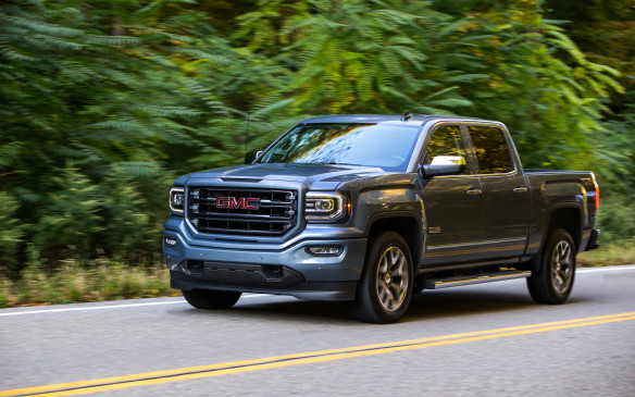 <p>One spot ahead of its Silverado sibling in both respects, the GMC Sierra is the third-best-selling pickup and #5 overall, with sales up 11.3 % to 11,559 trucks in Q1.</p>