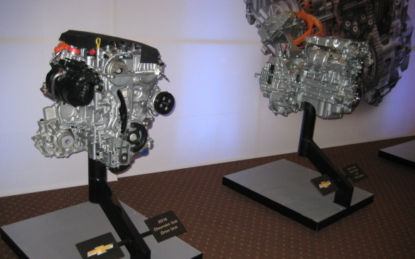 <p>2016 Chevrolet Volt</p>