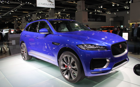<p>With crossovers and SUVs selling so well, it was only a matter of time before Jaguar got in on the action with its new F-Pace.</p>