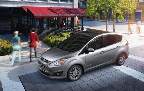 Ford C-Max Hybrid - Front