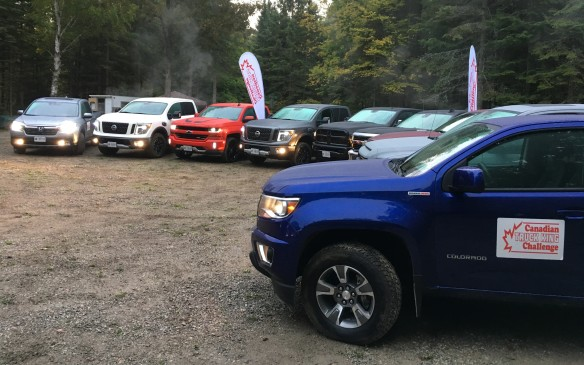 <p>The list of 2017 entries were: the Honda Ridgeline and Chevrolet Colorado in the midsize category; Ram 1500, Chevy Silverado 1500, Nissan Titan and Toyota Tundra TRD Pro in full-size ½-ton; Ram 2500, Nissan Titan XD in full-size ¾-ton, and a pair of one-ton duallies – the Chevy Silverado 3500 and Ram 3500. </p> <p>It should be noted that Ford declined to participate for the first time in the event's 10-year history. Despite its success as a sales leader, its pickups have never won the Canadian Truck King title, although its Transit van did top its category twice – in 2014 and again in 2015. </p>
