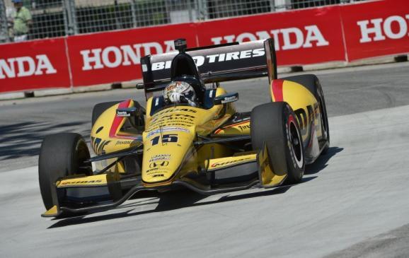 Honda Indy Toronto 2013, Graham Rahal