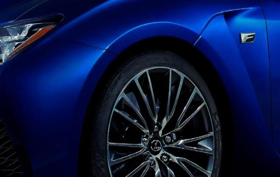 Lexus F Teaser - Detroit