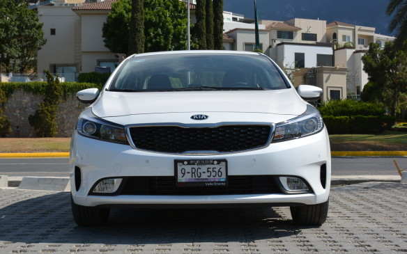 "<p>There are plenty of changes to the second-generation 2017 Forte, but they are all subtle in nature. In the front, the hood has been increased in length and there's a revised front bumper that features Kia's new signature ""tiger-nose"" grille. The front bumper has been designed to be more aerodynamic, create less noise and help enable better fuel economy. In the rear, the Forte gets a new bumper, redesigned taillights and more trunk room.</p>"
