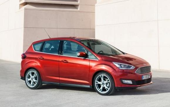 2015 Ford C-Max - Europe