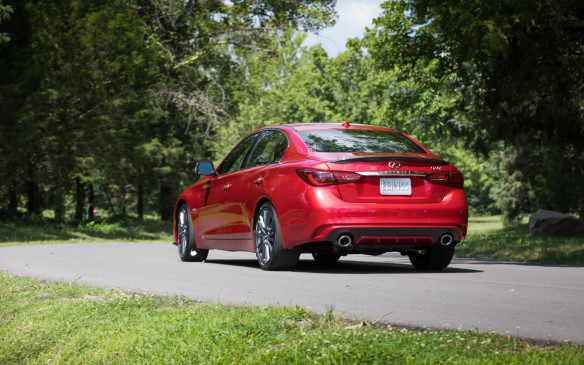 <p>No Canadian pricing has yet been announced, before the Q50 arrives in August, but the 2.0L basic model will probably be priced similarly to the $39,900 tab for the 2017 edition. The mid- and top-range models that are more popular will probably carry an increase of about $2,000 over their current highest price of $45,900 and $52,600.</p>