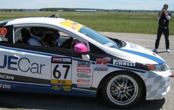 2012 Honda Civic Si - Shea Holbrook with Clare