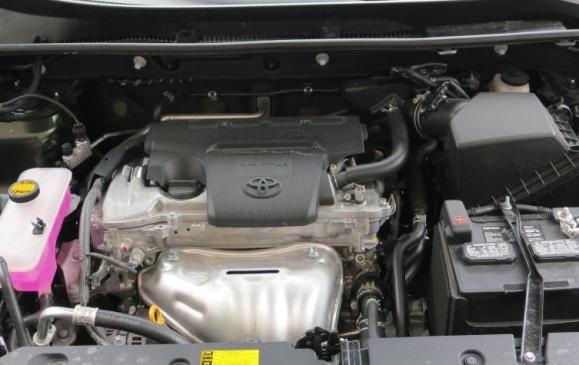 2013 Toyota RAV4 - engine