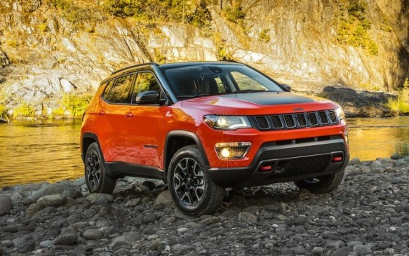 <p>The compact crossover Compass is one of the forgotten players in the Jeep lineup, slotted below the popular Wrangler. Jeep is no longer selling the Patriot, so the American brand is hoping that the Compass can improve on its popularity as well as fill a void left by the Patriot.  </p> <p>Four trim levels will be offered for the completely redesigned Compass: Sport, Latitute, a more luxurious Limited and an off-roading Trailhawk. The Trailhawk comes only with four-wheel-drive, but all the others can be had with front- or a four-wheel-drive setup. The Compass will be available in the spring of 2017.</p>