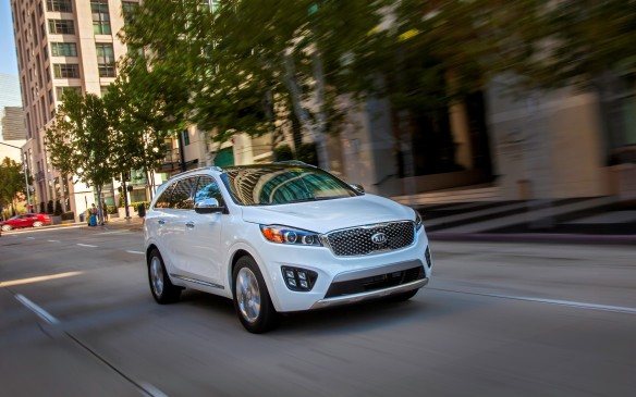 <p>The Kia Sorento won Best New SUV/CUV ($35,000 - $60,000) with a score of 667 points.  With top scores in value.</p>