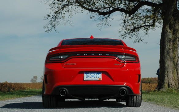 <p>2015 Dodge Charger</p>