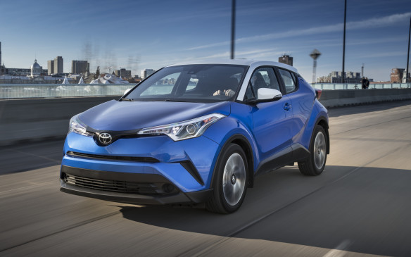 "<p>The C-HR will surely find many happy drivers – even young urban hipsters if they need more than Uber or car-sharing, and if they like what the maker calls its ""sexy diamond"" styling.</p>"