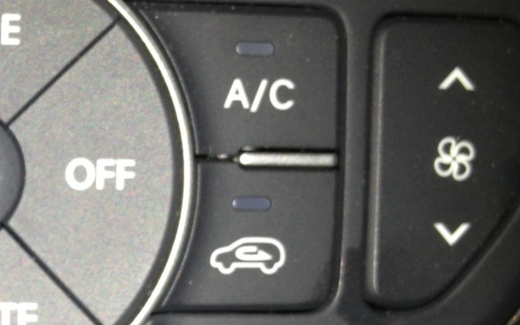 <p>Use your air conditioning system sparingly. The compressor is driven by a belt off the crankshaft, putting an extra load on the engine, which in turn mean burning more fuel. At lower than highway speeds, opening the windows for ventilation is more fuel-efficient than using the A/C.</p>