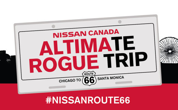 "<p>Nissan Canada thought a cool way to get some exposure for its new 2015 Altima and Rogue models, and have some fun at the same time, would be for a small group of journalists to drive the cars the full length of the ""Mother Road"" of America – or at least what's left of it. </p>"