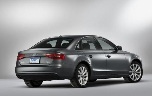 2013 Audi A4 - Rear