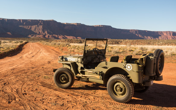 <p>The humble Jeep has come a long way since its creation for the Second World War. Here are some of its highlights over the last 75 years. </p> <p>By Mark Richardson</p>