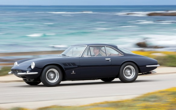 <p>Another timeless Ferrari design, this 1964 Ferrari 500 Superfast Series I by Pininfarina found a new owner for $2,750,000 (USD).</p>