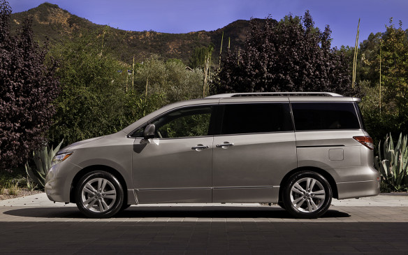 <p>Nissan's Quest is not one of the top sellers in the minivan class but it recorded the fewest problems in the segment, followed by the Chrysler Town & Country and the new-for-2015 Kia Sedona.</p>