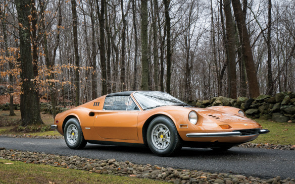 <p>RM Sotheby's Amelia Island auction, held coincident with the 2017 Amelia Island Concours d'Elegance,  features a wealth of exotic sports cars to suit a broad range of tastes and budgets. </p> <p>(Photo Credit: Erik Fuller ©2017 Courtesy of RM Sotheby's)</p>