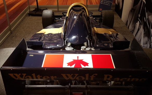 <p><strong>Flash-in-the-pan success - </strong>The revitalized team, in this Harvey Postlethwaite designed Wolf Racing WR1, won the very first race it entered, the season-opening 1977 Argentinian Grand Prix. It went on to win twice more that year including at Wolf's home race, the Canadian Grand Prix, which was held that year for the final time at Mosport. By 1978, though, ground effect aerodynamics had arrived in Formula One, rendering the WR1 obsolete. </p>