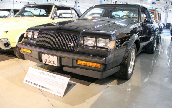 <p>By the mid-70s the original muscle-car era was dead, scuttled by rising fuel prices, fuel-economy standards and insurance rates. But Buick resurrected it in the mid-80s with its turbocharged-V-6-powered Regal GN line. This further-boosted edition was one of 547 McLaren-modified GNX models, capable of 13-second quarter-mile times right off the truck.</p>