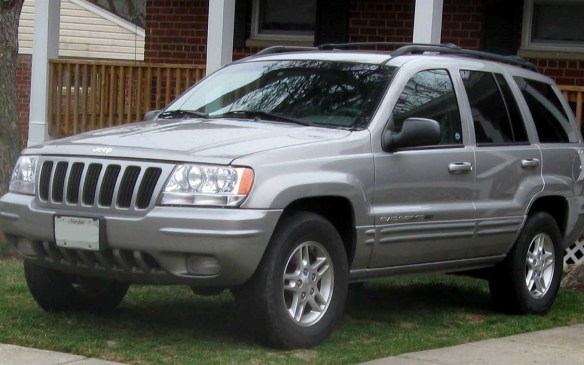 <p>Ninth-most-stolen in Atlantic Canada was the 2003 Jeep Grand Cherokee AWD SUV.</p>