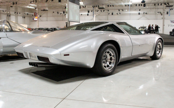 <p>Rumors suggest that the next-generation, C8 Corvette will be mid-engined – a notion frequently explored by GM in concept and experimental Corvettes as far back as the 1960s. They included this 1973 Aerovette, which featured a steel and aluminum structure with fiberglass skin and bi-fold gull-wing doors.</p>