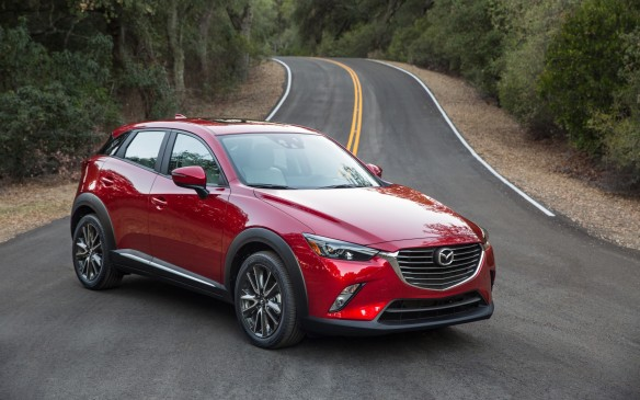 <p>The CX-3 is Mazda's first foray into the sub-compact CUV space and it brings with it the all the goodies from the brand's SkyActiv bag of tricks, as well its now well-established Kodo design language, which gives it a clear family identity.</p>