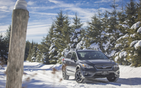 <p>Canada's most fuel-efficient AWD SUVs</p>