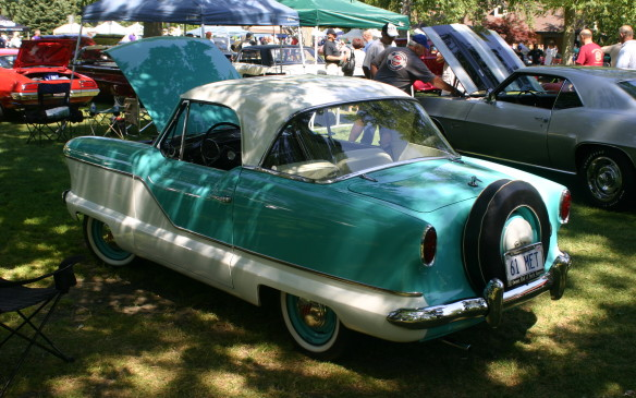 """<p>More than 1,300 classic cars, rods, trucks and motorcycles cruise the city's streets and assemble at Lakeview Park for three days of motors, music, munchies and a whole lot more. There's a lot to see and do for families and car fans of all ages all weekend long.</p> <p><a href=""""http://www.autofestoshawa.com/"""">www.autofestoshawa.com</a></p>"""