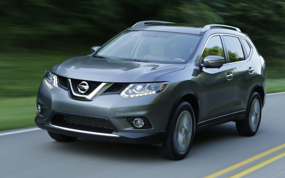 <p>Nissan's Rogue maintained its ninth-place position on the truck sales chart in 2015.</p>