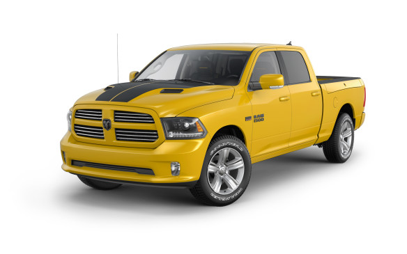 "<p>There are many vehicles that resemble the American toughness of the NFL's Pittsburgh Steelers, but that team's match just had to be a full-size pickup truck. The Ford F-150 comes immediately to mind, but now with its focus on an aluminum body structure, it just doesn't fit. We had to pick one that features a lot of high-strength steel to represent not only the six-time Super Bowl Champion Steelers, but the ""Steel City"" of Pittsburgh.</p> <p>The Ram's bold and aggressive looks combined with its modern take on interior comforts and versatility in engines, resembles the Steelers more than any other pickup.</p>"