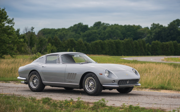 <p>Ferraris were well represented in the million-dollar-plus contingent, particularly those from the 1960s. This 1965 Ferrari 275 GTB by Scaglietti sold for $1,732,500 (USD).</p>