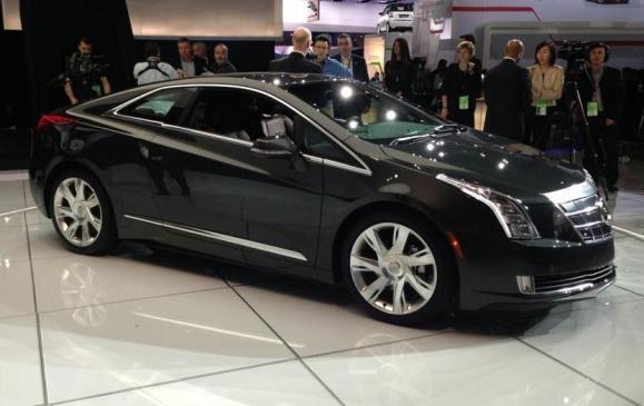 2014 Cadillac ELR - NAIAS