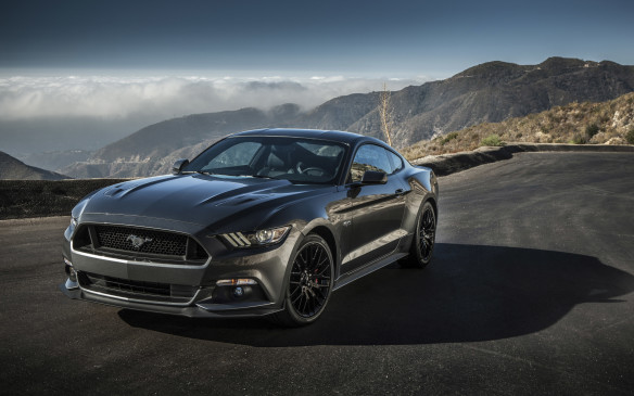 <p>While it would be easy to dismiss the 2015 Ford Mustang at first glance as nothing new, those in the know will find plenty to appreciate. The body is larger and more spacious both for driver and passengers, and the interior finishings are much less embarrassing than before.</p>
