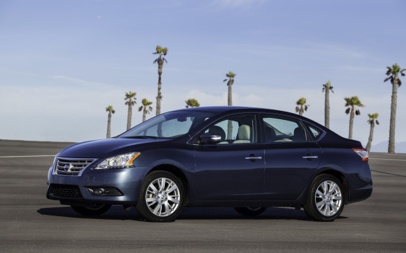 <p>Nissan's Sentra had the fewest problems of all models in the compact class, followed by the Hyundai Elantra and Toyota Corolla, which tied for second place.</p>