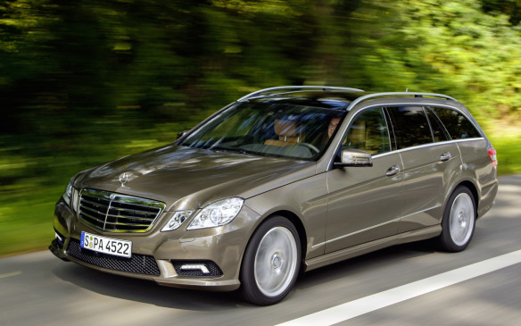 <p>The definitive doktor's car has offered a wagon model for years, yet inexplicably, many Mercedes-Benz shoppers bypass the E-Class wagon in favour of the marque's hot-selling sport utilities. Redirecting their attention might yield substantially better sales, since the estate wagon can do so much. Then again, with a lofty starting price of $77,000 it should. In a throwback to simpler times, the sumptuous cabin includes a steering-column mounted gear selector that frees up space on the centre console for Mercedes' COMAND electronics interface, considered one of the better systems to come from Germany.</p>