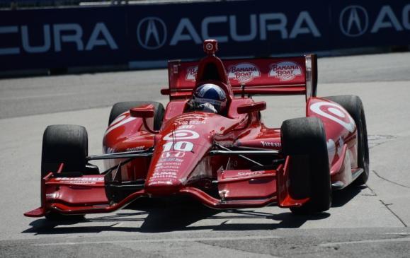 Honda Indy Toronto 2013, Dario Franchitti