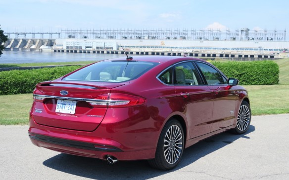 <p>Talk about something for everyone! The 2017 Fusion is available in S, SE, Titanium and Platinum trim levels – and another coming – with a total of seven powertrains.</p>