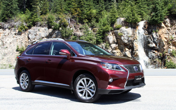 <ol> <li><strong>5. Lexus RX 450h –</strong> Lexus was the first to offer a fuel-saving hybrid option to its luxury SUVs, and the RX 450h has a long history of mixing dependability, luxury and frugality. You will pay for it, however, thanks to its $62,650 starting price. The same 3.5-litre V-6 with electric assist found in the Highlander Hybrid offers 295 horsepower and 215 lb-ft of torque in the smaller RX, which improves consumption figures to 8.0 L/100 km in the city, 8.5 highway and 8.2 combined.</li> </ol>