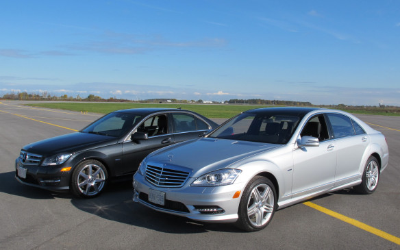 <p>True to form, the S-Class never leaves one for want of power. The entry-level S450 short-wheelbase model unique to Canada used a 335-horsepower 4.6-L V-8; optional was a 382-horsepower 5.5-L V-8 and 518-horsepower 6.2-L V-8. There were twin-turbo V-12 monsters capable of 510 horsepower and 604 horsepower, while 2012 marked the return of a turbo-diesel to the lineup with the S350 Bluetec, grinding out a prodigious 455 lb-ft of glorious torque. There was also a mild hybrid version marketed as the S400 Hybrid. Most models offered Mercedes' 4Matic all-wheel-drive system. Whether purchased with new money or dusty old money, the S-Class has always stood for lavish motoring without compromise. Its rapid depreciation is just icing on a very rich cake.</p>