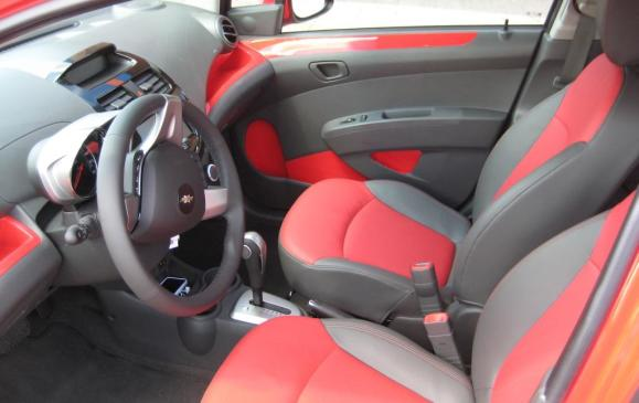 2013 Chevrolet Spark - Interior