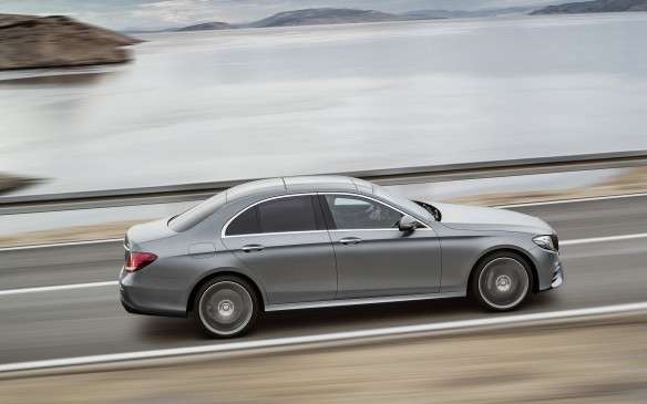 <p>There's no car on the road today that's more autonomous than the new 2017 E-Class.  By David Miller</p>