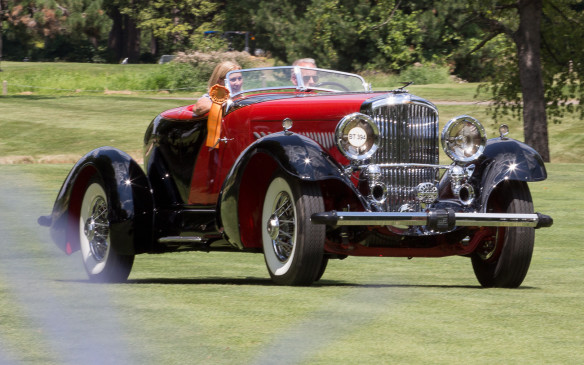<p>The Concours d' Elegance of America at St. John's is one of the three most prestigious classic car Concours held annually in the United States, along with Amelia Island and Pebble Beach – the latter coming up on August 20, 2017.</p> <p>Here are some highlights from the recent St. John's event, to whet your appetite for what is yet to come.</p> <p>Words and photos by Gerry Malloy</p>