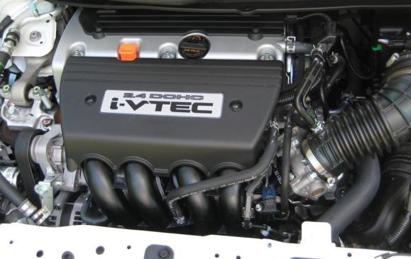 2012 Honda Civic Si HFP - Engine
