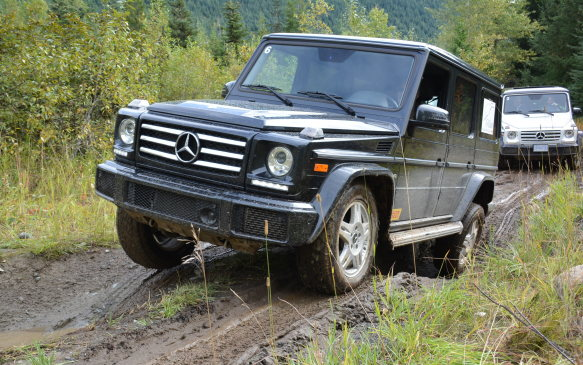 <p>There are many vehicles we describe as bold and aggressive, but none fit the description better than the G 550. Its boxy and bold looks have persevered more than three decades without changing much to its general appearance.</p>